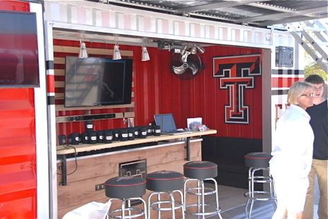 Two Texas Tech grads might have created the future of tailgating (Photos) | Dr. Saturday - Yahoo Sports Canada