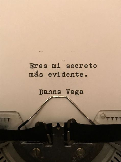Eres mi secreto no tan secreto
