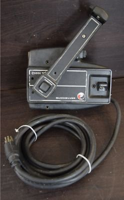 Mercury Quicksilver Side Mount Control Box W/ 15' 8