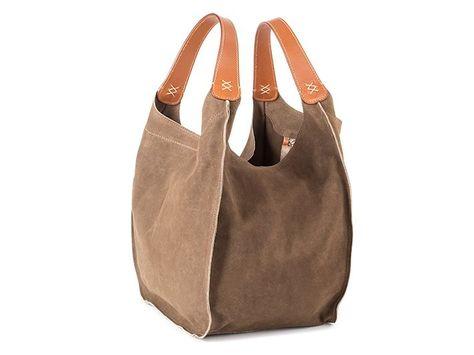 Large Leather Tote Bag, Leather Bags Handmade, Handmade Bags, Sac Lunch, Diy Handbag, Fabric Bags, Brown Bags, Large Bags, Bag Making