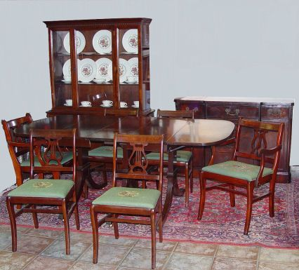 Delightful 1940s Dining Table And Chairs Room Ideas