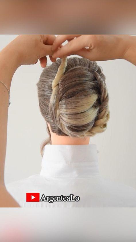 Easy twist roll bun 😍