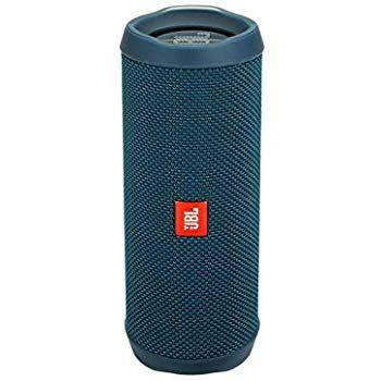 JBL FLIP 4 Teal Kit Bluetooth Speaker /& Portable Hardshell Travel Case