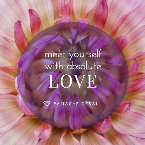 Meet yourself with absolute Love ༺â¡à¼»