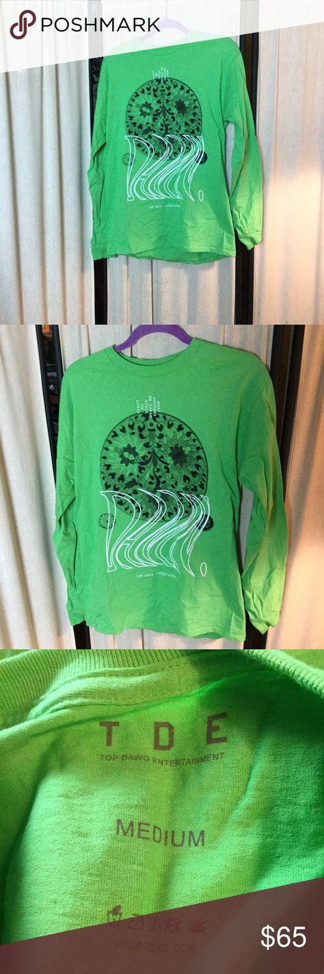 948a3071 Kendrick Lamar Damn Tour T-shirt NWOT. M Kendrick Lamar Offical TDE Merch.