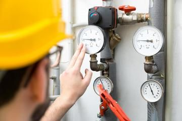 Our Hvac Contractors Offer Heating Gas Line Or Air Conditioning