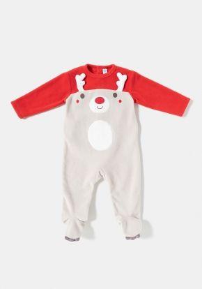 867d56658 Mothercare Pijamas de 3 PK Vaca Verde.