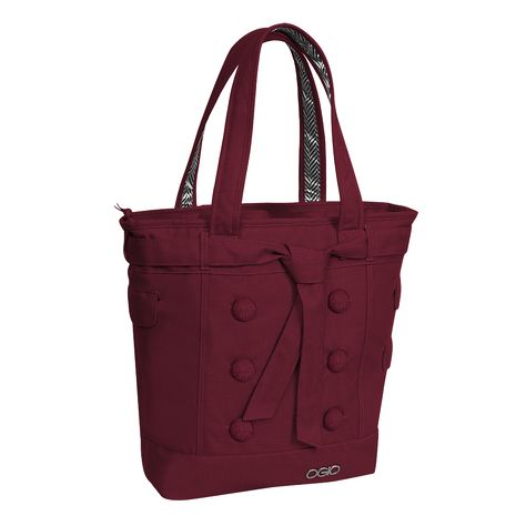 c0270619d Fashion met function ages ago, but they've never looked better together  than in the Hamptons Women's Laptop Tote. This iconic tote is so rich in  features, ...
