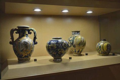 Visit sicily @visitsicilyop #burgio museo della ceramica