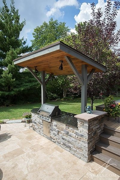 Pavilion Over Outdoor Grill Google Search Outdoor Grill