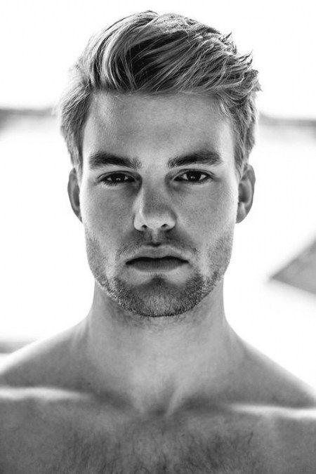 Modell Cut Frisuren Für Herren | Männer Frisuren | Haar ...