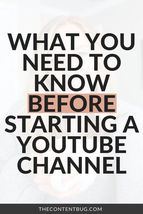 My Advice For New YouTubers: Answering your most asked questions - TheContentBug