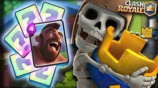 Clash Royale Win Every Time Best Arena 6 Arena 7 Deck Strategy Pro Beginner Tips Clash Royale Clash Of Clans Troops Royale Game