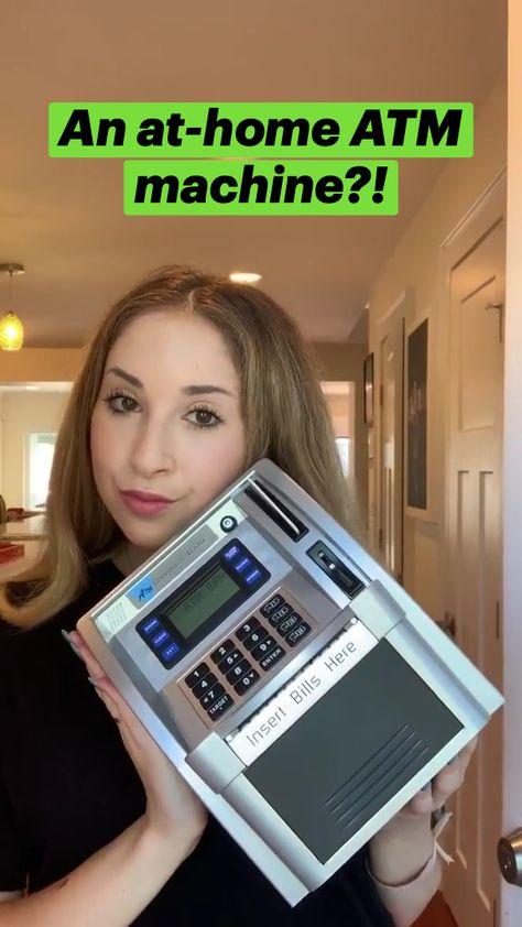 An at-home ATM machine?!