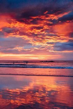 Pink Sunset, Ocean Sunset, Summer Sunset, Beach Sunsets, Sunrise And Sunset, Summer Paradise, Summer Beach, Sunset Photos, Beach Photos