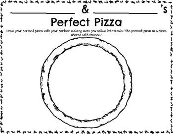 Pete The Cat S Perfect Pizza Party Coloring Sheets And Partner