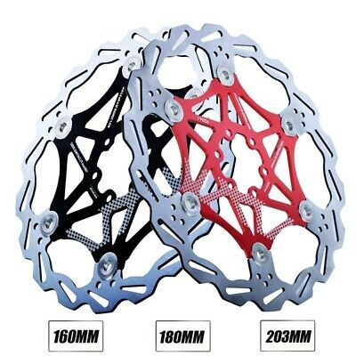 Details About Bicycle Rotor Brake Disc Mtb Pad Hydreaulic Brake