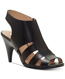 Mid heel sandals, Heels