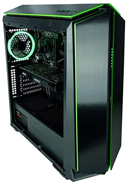 Cuk Mantis Custom Gaming Pc Amd Ryzen 7 2700 16gb Ram 500gb Ssd