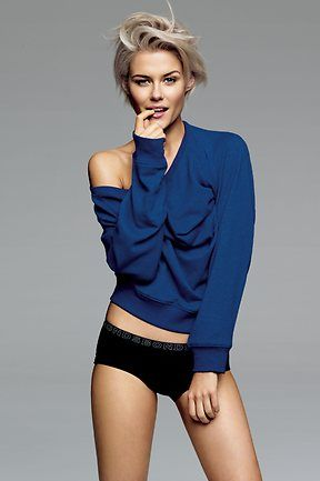Bonds Australia Winter 2012 Campaign - 003 - Rachael Taylor Fan