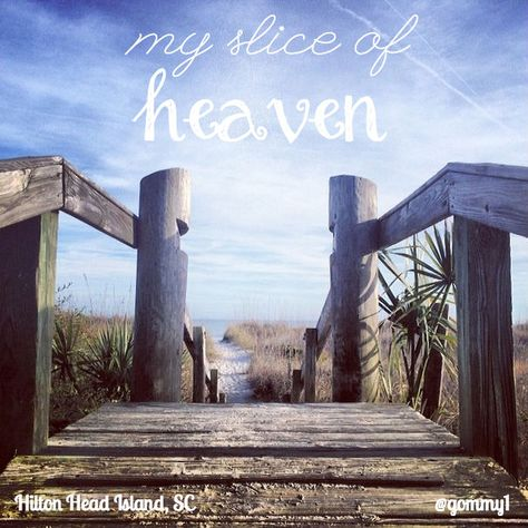 Find your slice of heaven in Hilton Head Island. Beach scenes