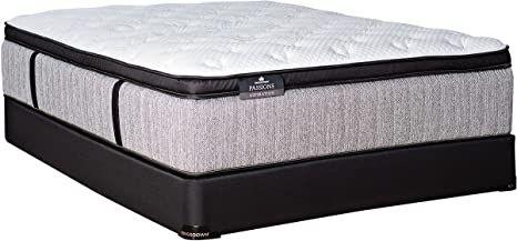 Passions Aspiration 14 75 Inch King Size Pillow Top Luxury Mattress Handles No Flip Mattress Luxury Mattresses King Size Pillows
