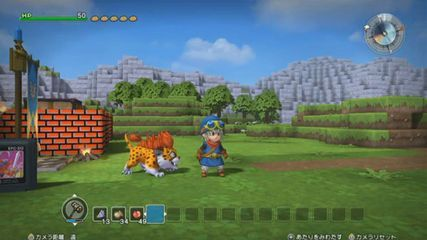 Dragon Quest Builders - Games Like Animal Crossing for PC