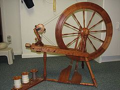 Ashford Single Drive Finished Bobbin for Spinning Wheel Ships from KY USA