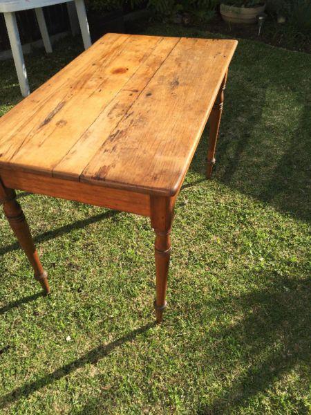 Antique Yellow Wood Table Noordhoek Gumtree Classifieds South