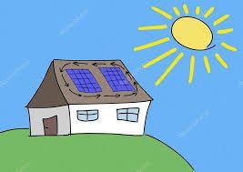 Resultado De Imagen Para Energia Solar Dibujo Energia Solar Energia Celula Eucariota