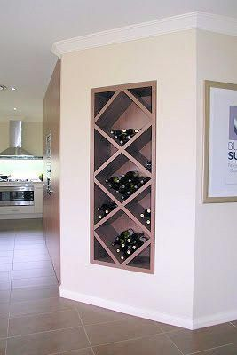 Alcove Wine Rack Keeping Up With The Joneses Winehouse Wine Rack Design Built In Wine Rack Wine Storage Wall