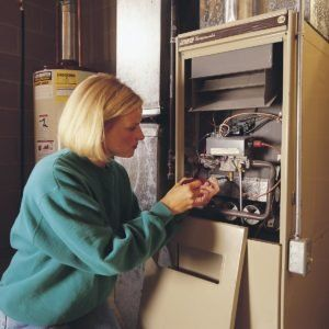 Simple Furnace Fixes Furnace Maintenance Air Conditioner Cover