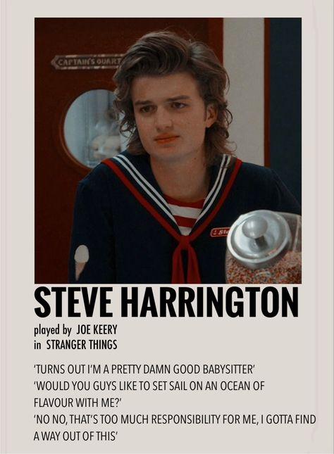Steve Harrington by Millie