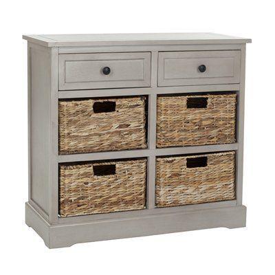 Safavieh Storage Cabinet Amh5702 Herman Storage Unit