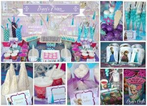 Disney's Frozen and Tons of other Party Theme Ideas @ Partyz.co ! Join free today and start searching, saving and sharing party ideas from the most incredible industry professionals!