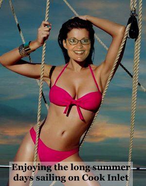 Sarah Palin Sexy Bikini Pictures