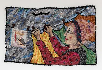 Rug Hooking In Penzance