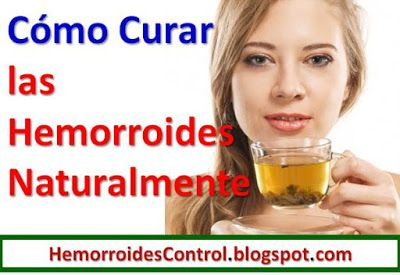 Cómo Curar las Hemorroides Naturalmente Tratar la Causa con