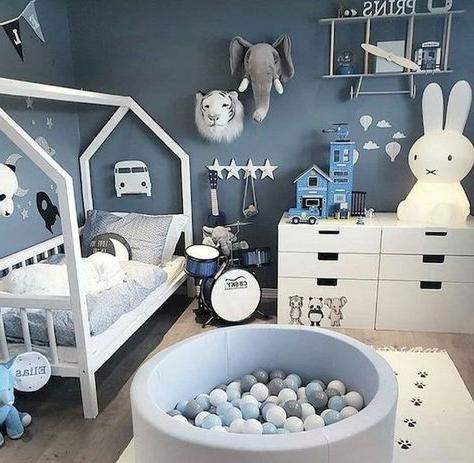 Adorable Creche Salle Des Idees Pour Bebe Garcon Deco Chambre