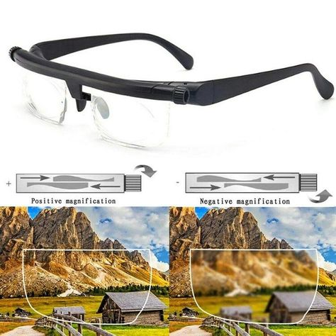 🔥Buy 1 Get 1 Free-Only $21.99 Today🔥Adjustable Glasses - BAJAOE