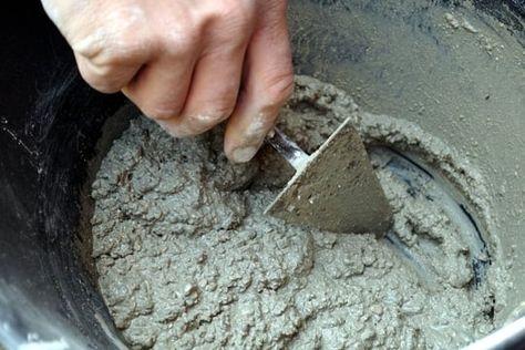 Dosage Mortier Quelles Sont Les Proportions A Respecter Mortier Bordure Ciment Mortier Ciment