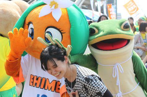 2012/05/06 Jef United Chiba VS Ehime FC / Fukuda Denshi Arena
