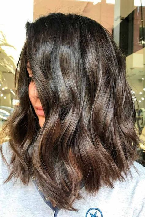 Trendy Hairstyles For Medium Length Hair Haircuts Ideas Beach Waves Ideas Wavy Hairstyles Medium Hair Styles Hair Lengths