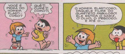 20 Quadrinhos Da Turma Da Monica Com Duplo Sentido Com Imagens