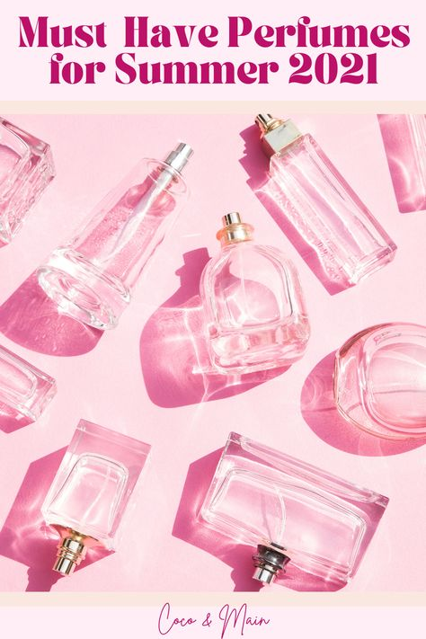 We are going to talk about the last (and sometimes forgotten) item that completes an outfit -- scent. How you smell can perfectly capture and complete your look! Click on the link to read! #perfumes #summeraesthetic #summerscent #summerlove #summerstyle #shopsummerstyle #styleblog #maisonmargiela #dolcegabbana #armani