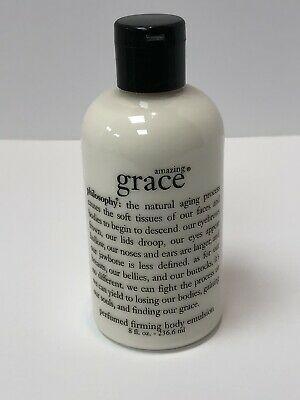 Philosophy Amazing Grace Perfumed Firming Body Emulsion Lotion 8oz No Seal Ebay Philosophy Amazing Grace Amazing Grace Perfume Amazing Grace