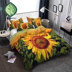 Helengili 3d Bedding Set Print Duvet Cover Set Bed Bedding Sets
