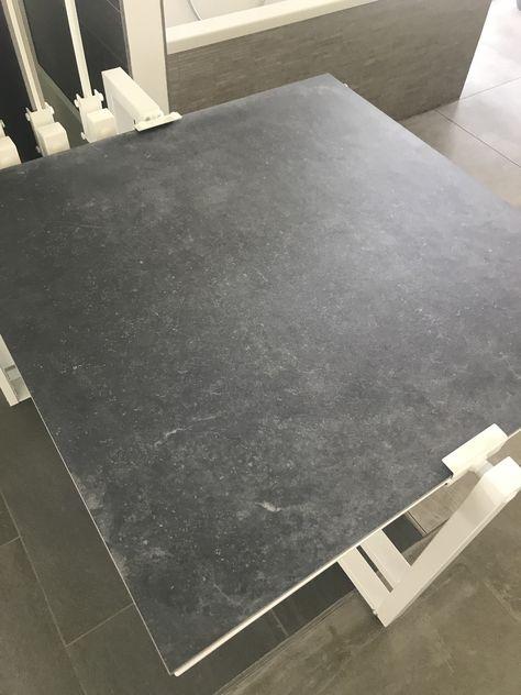 Keramische Terrastegels 100x100.Hardsteenlook Vloertegels 100x100 Cm Pavimento Nel 2019