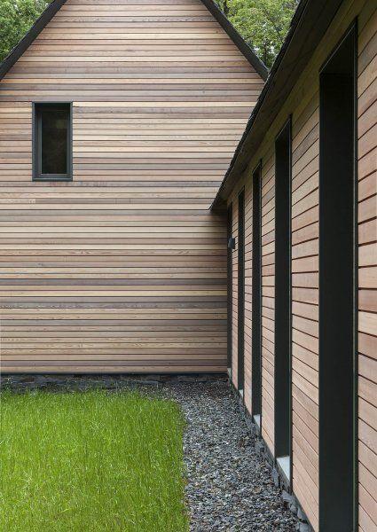Western Red Cedar Siding Gallery Real Cedar Wood Siding Exterior Timber Cladding Building Design
