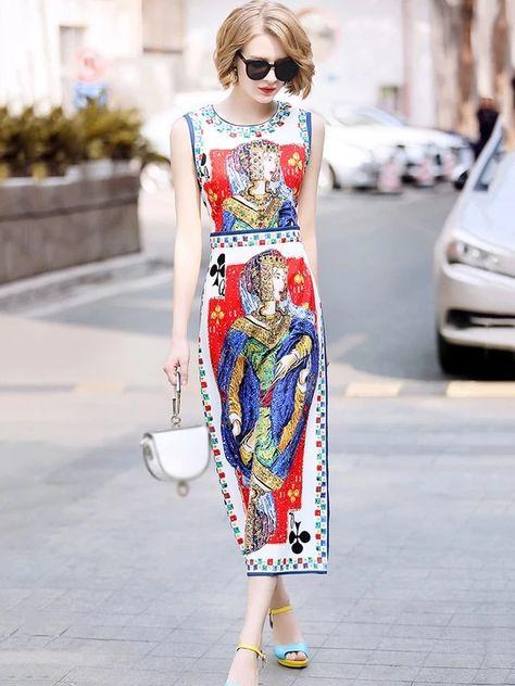 Chic Poker Pattern O-Neck Sleeveless Beaded Bodycon Dress – modewish cocktail dress,dress nigth,bodycon dress outfits,bodycon  homecoming dresses,bodycon dress formal,formal bodycon dress,formal dresses,dresses formal,dresses formal classy,dresses bodycon,bodycon prom dress #bodycondressformal#bodycondressoutfit#bodycondresshomecoming#bodycondress #bodycondressoutfit #bodycondressformal#fashion#style#bodycondressparties#bodycondresscheap#modewish